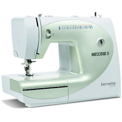 Швейная машинка Bernette Moscow 3 (Bernina E56)