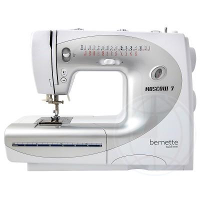 Швейная машинка Bernette Moscow 7 (Bernina E82)