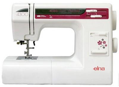 Швейная машинка Elna 4300