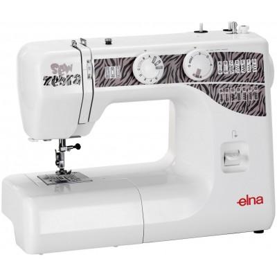 Швейная машинка Elna 1000 Sew Zebra