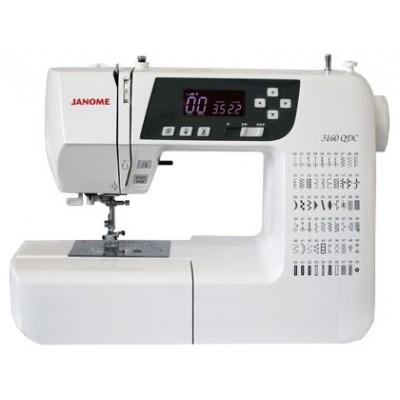 Швейная машинка Janome 3160 QDC
