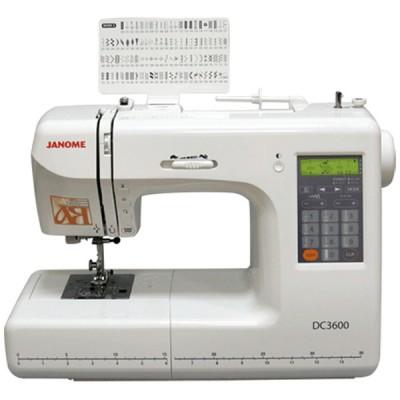 Швейная машинка  Janome DC 3600