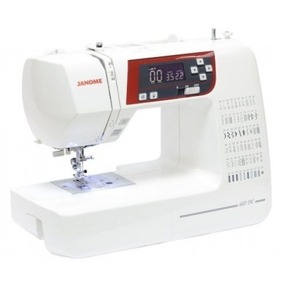 Швейная машинка Janome 603 DC