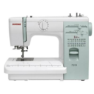 Швейная машинка Janome 7519