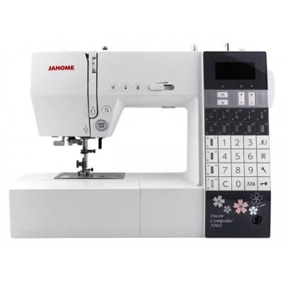 Швейная машинка Janome Decor Computer 7060
