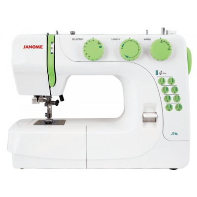 Швейная машинка Janome J74s