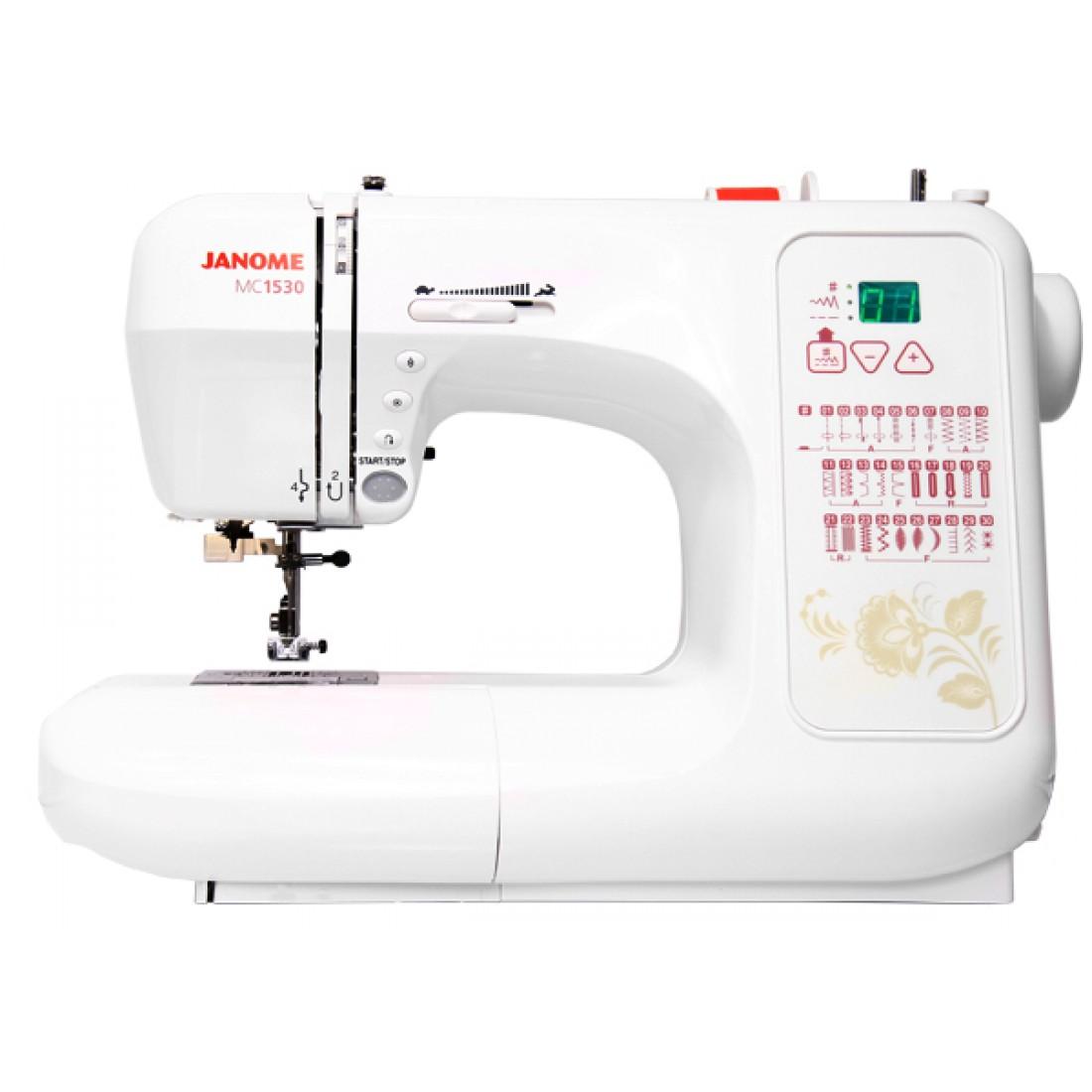 Выбрать машинку для шитья