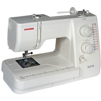Швейная машинка Janome SE 518