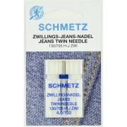Иглы Schmetz двойная для джинса