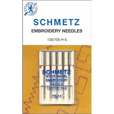 Иглы Schmetz для вышивания