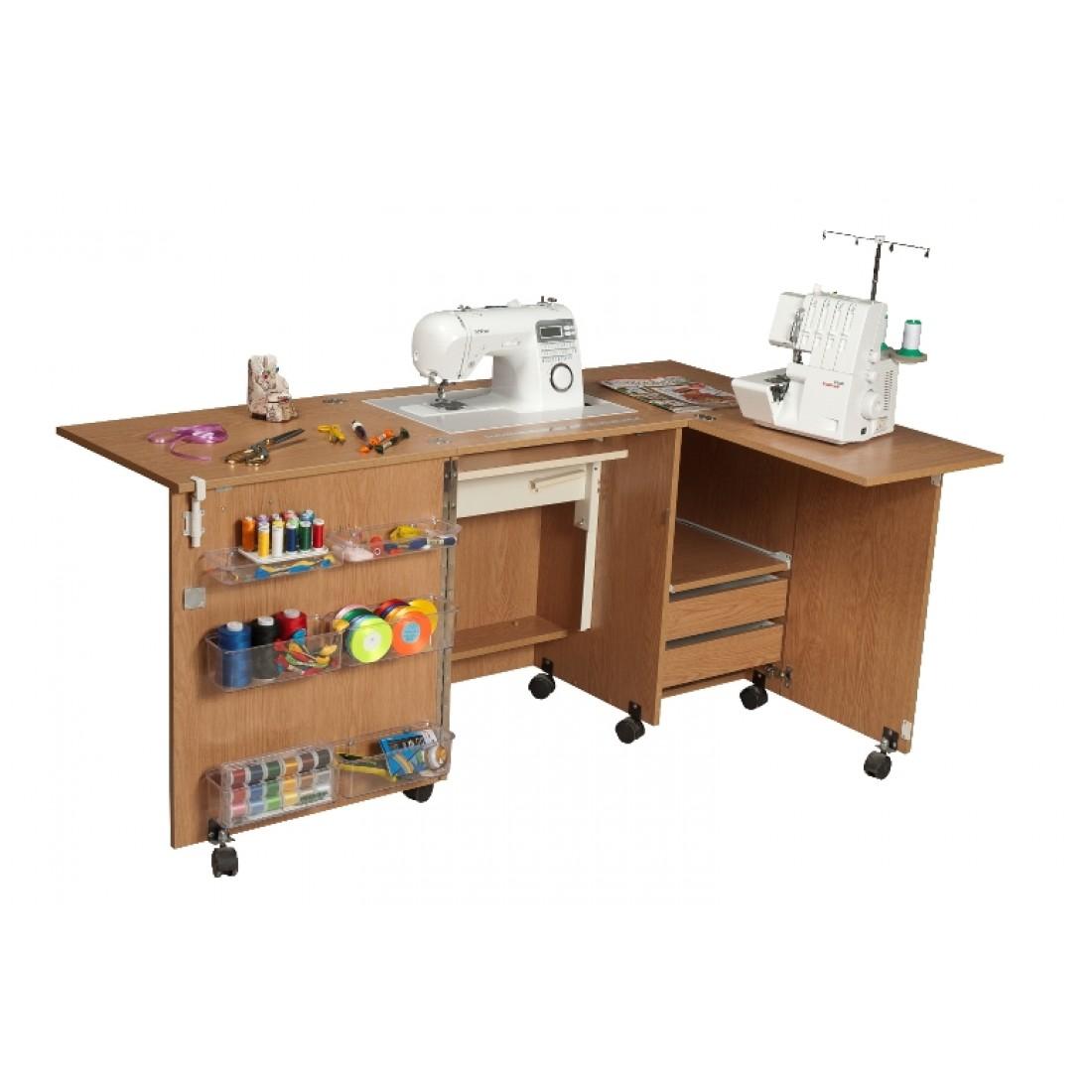 Сделать стол для швейной машины своими руками