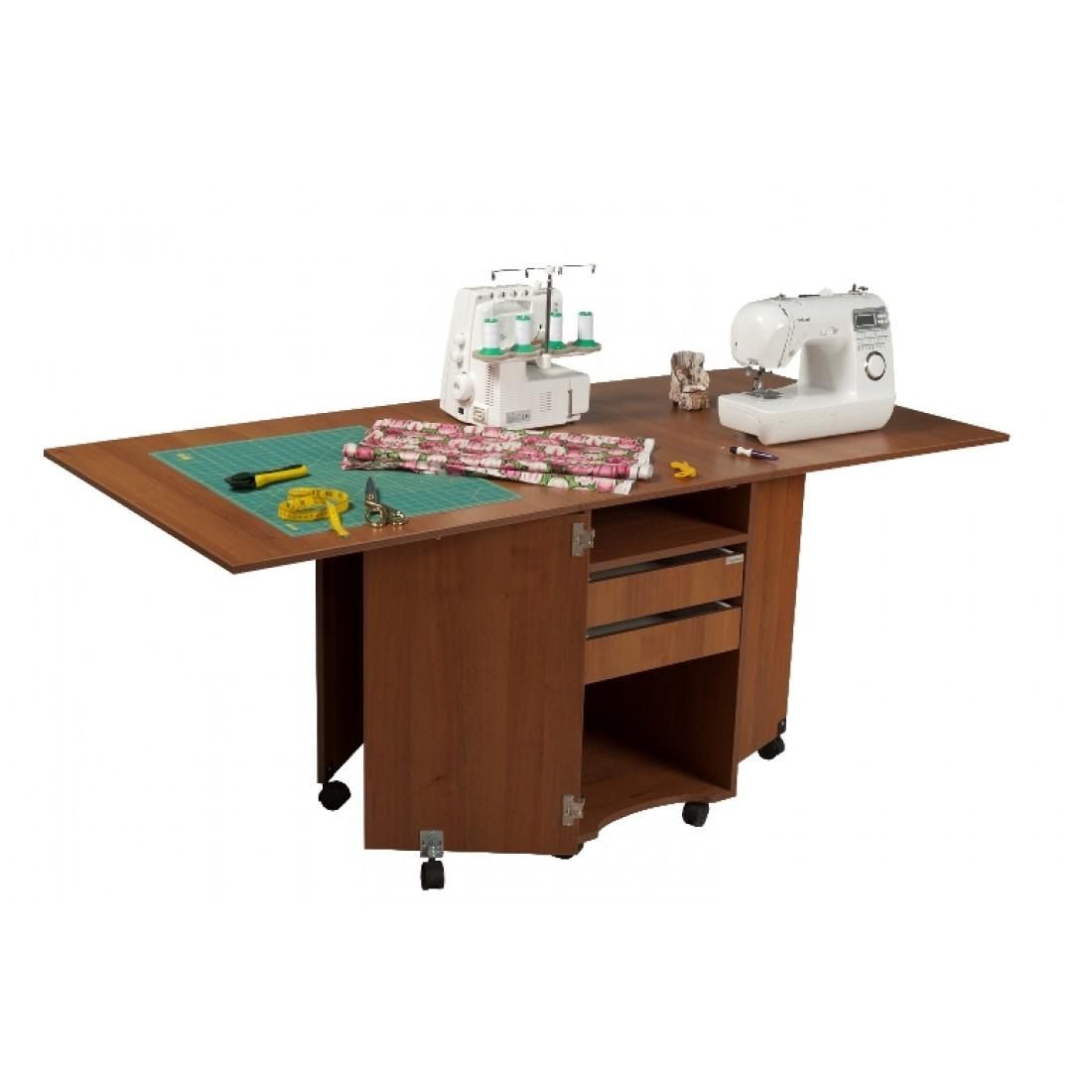 Раскладной стол для швейной машины своими руками7
